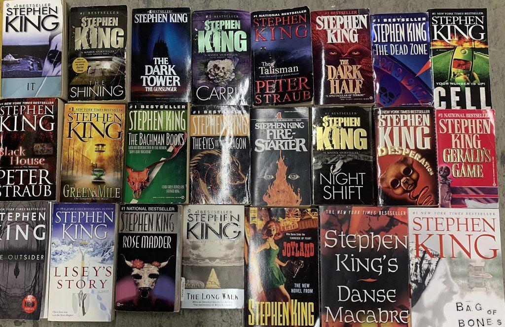 10 Buku Terbaik Stephen King Yang Pernah Ditulisnya