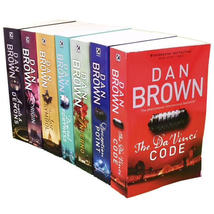 Profil Singkat Penulis Novel Ternama: Dan Brown